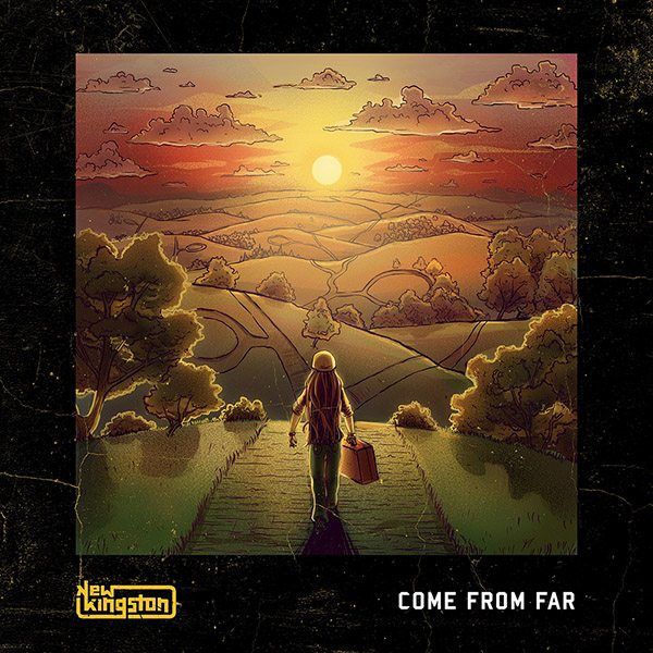 """NEW KINGSTON DROPS FRESH NEW SINGLE """"COME FROM FAR"""""""