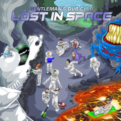 Gentleman's Dub Club's new album, Lost In Space, is out now