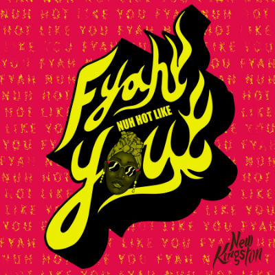 """New Kingston Releases New Song, """"Fyah Nuh Hot Like You"""""""