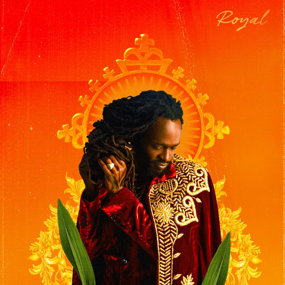 JAMAICAN REGGAE STAR JESSE ROYAL ARRIVES WITH SOPHOMORE ALBUM ROYAL