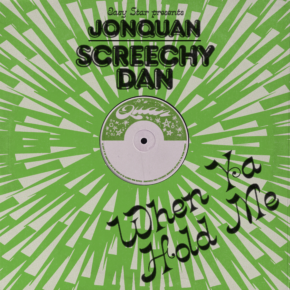TWO MORE SINGLES RELEASED FROM UPCOMING ALBUM, EASY STAR PRESENTS: JONQUAN AND ASSOCIATES